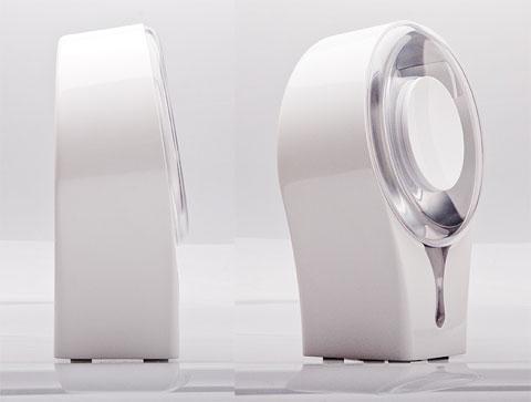 DryMate thoát khỏi hình dạng những chiếc máy sấy đồ truyền thống