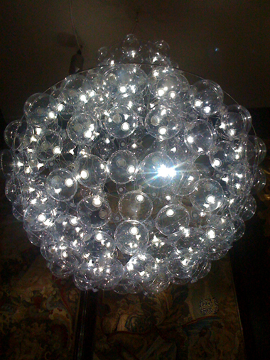 Queen Chandelier LED