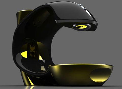 concept máy pha cà phề