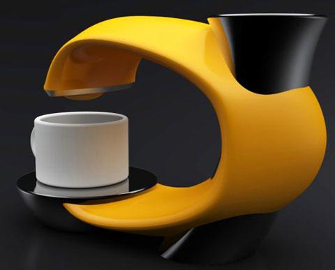 Micoffee- máy pha cà phề