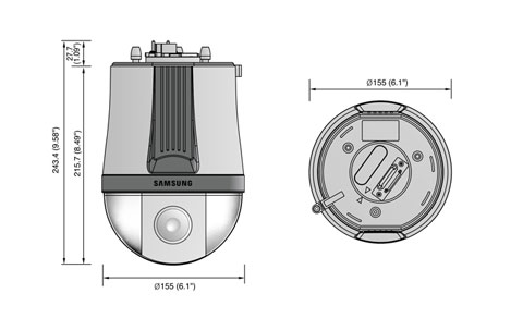 Samsung SNP-3300P