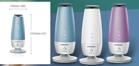 máy lọc khí Samsung Virus Doctor
