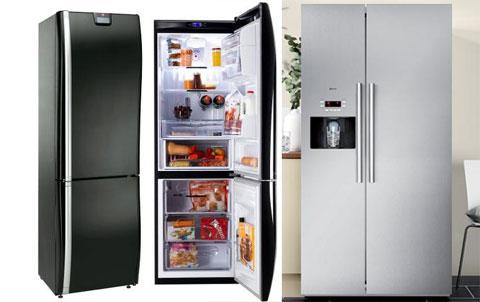 tủ lạnh rò gas