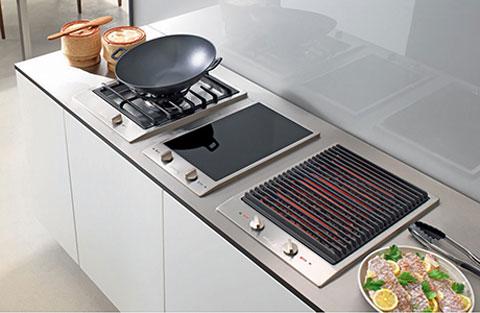 Miele CombiSet bếp đa năng