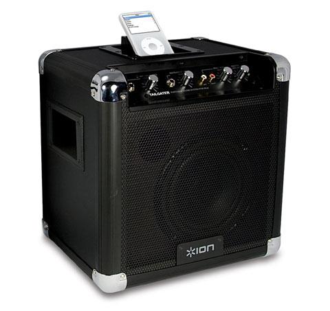 Ion Black Rocker dàn âm thanh di động