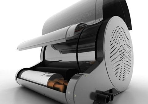 Concept máy rửa bát sinh thái