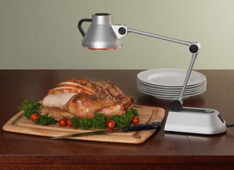 Culinary đèn hấp nhiệt thực phẩm