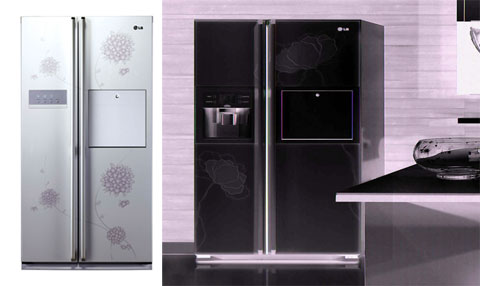 LG ra mắt tủ lạnh SBS hiện đại nhất