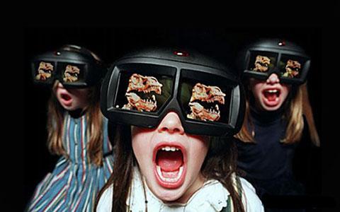 phim Bluray 3D gây tác động tới não người nhiều hơn