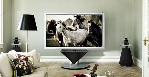 BeoVision4-85 TV 3D plasma đầu tiền của B&O