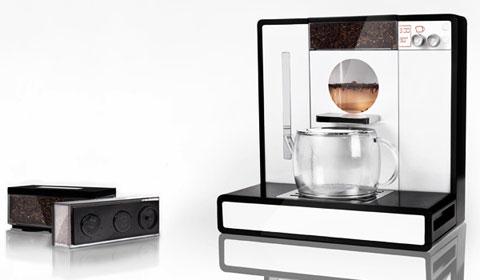 máy pha trà tự động Tesera