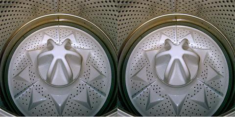 Hướng dẫn vệ sinh lồng máy giặt