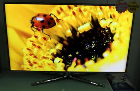 hiệu chỉnh chất lượng ảnh cho TV