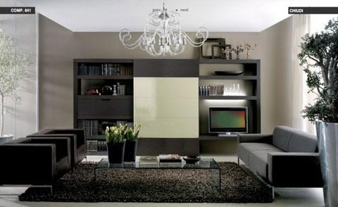 trang trí phòng khách đúng với chức năng sử dụng
