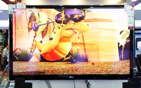 LG, LW6500, 3D, SmartTV