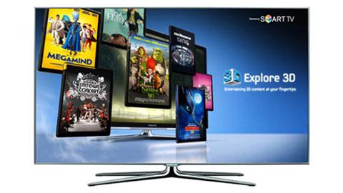 Samsung, 3D VOD, Explorer 3D