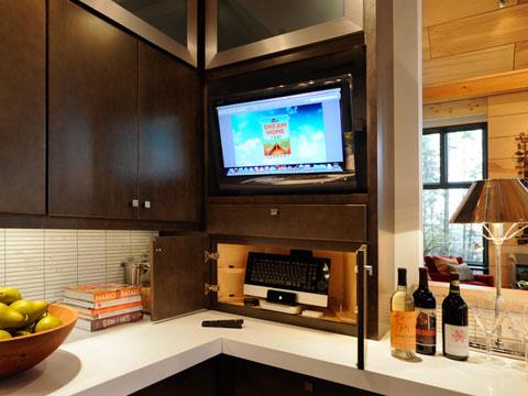 howto, chọn mua TV cho bếp