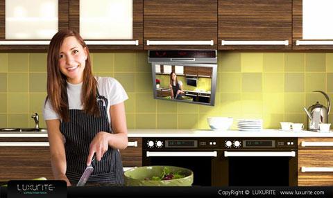 howto, chọn mua TV cho nhà bếp