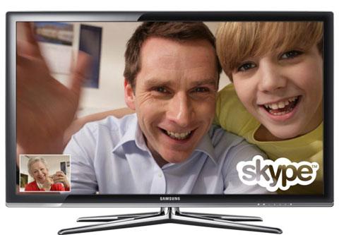 Skype, Comcast