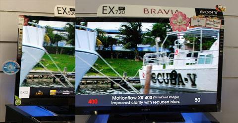 Sony, EX520
