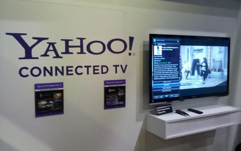 Yahoo, Sony, Toshiba, HDTV