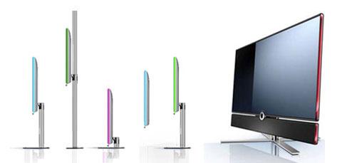 Loewe, HDTV, TV3D, SmartTV, Compose
