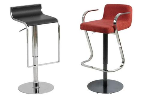 homesetup, chọn ghế phù hợp cho quầy bar mini