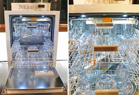 Miele, Futura, máy rửa bát thông minh nhất thế giới