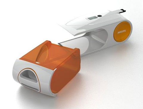 Philips, Ary Kotlik, concept bàn là hơi nước