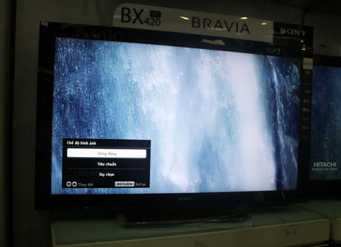 Sony BX420