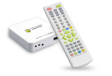 Android TV Set top box
