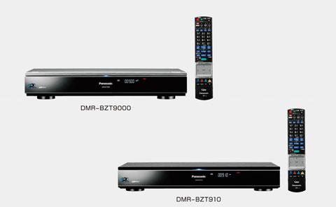 Panasonic, Blu-ray BDXL,