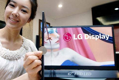 LG, LGD hoãn nhà máy sản xuất màn hình LCD lớn nhất tại TQ