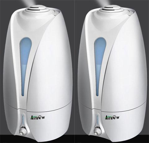 phân biệt máy tạo ẩm và máy lọc không khí
