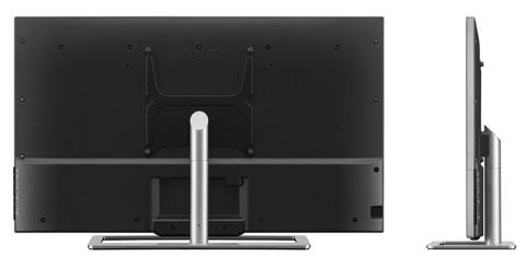 Sharp, Aquos F5, TV LED không dây, kết nối mạng