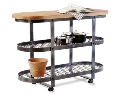 tạo thềm không gian trữ đồ cho bếp