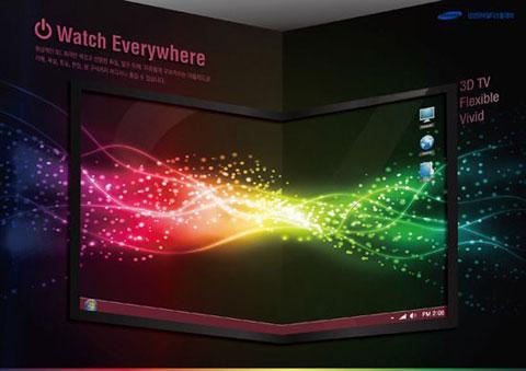 Invisio, Loewe, LG, Louise Spene, Intel, OLED, concept
