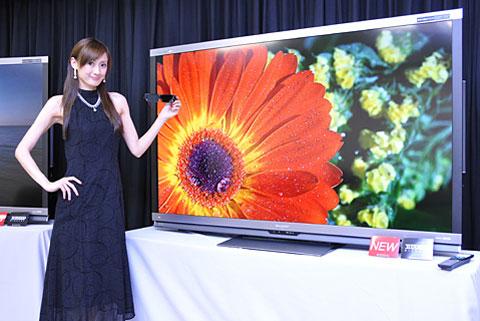 IFA 2011, LG, Haier, Mitsubishi, Toshiba, HDTV hấp dẫn nhất IFA