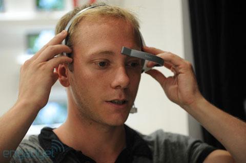 haier, Brain Wave điều khiển TV nhờ đo sóng não