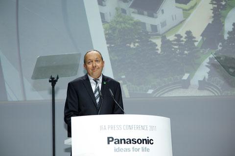 Panasonic, VT30, LED, Plasma, LCD, HDTV, sản xuất màn hình cỡ lớn