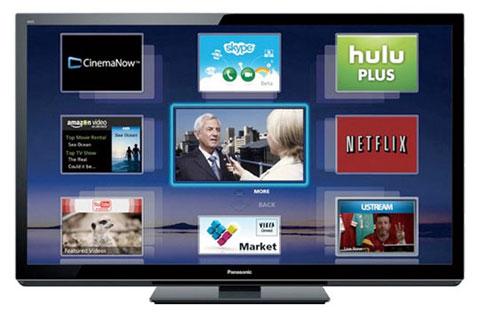 Panansonic, Samsung, LG, Philips, Sharp, Viera, SmartTV, Viera Connect, Viera Connect Market, HDTV