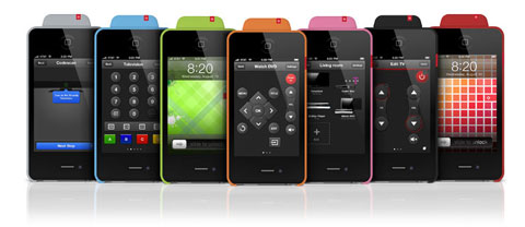 Voomote, Voomote Zapper, Apple, iPhone, iPod, iPad, biến iPhone thành điều khiển chung cho HDTVD