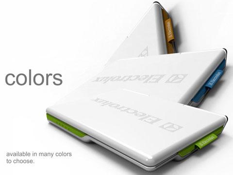 concept, Electrolux, Design Labs, Electrolux Laptop Kitchen, bếp di động, kết nối mạng