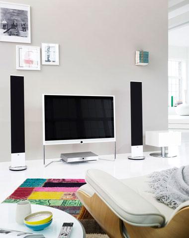 Loewe, Loewe Connect, Loewe Art, MediaNet, MediaPortal, DR+Streaming, mở rộng thềm 1 số tính năng