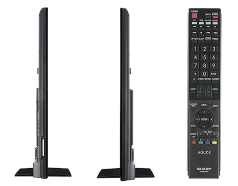 HDTV, LED, LC-80LE632U, Sharp, TV LED cỡ lớn nhất
