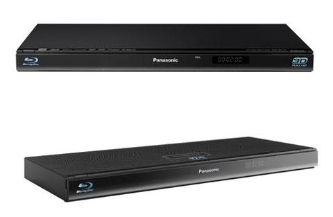 Panasonic, 3D, Bluray, Viera Connect, Viera Cast