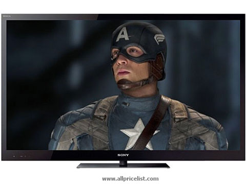 HDTV, TV3D, LCD, LED, Plasma, Sony KDL-46HX925