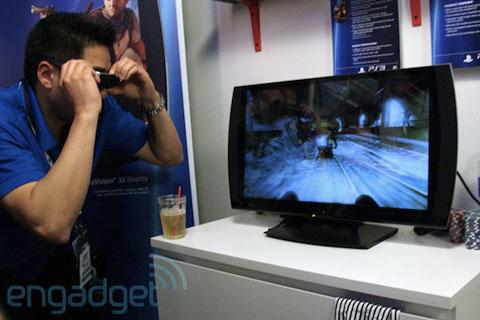 HDTV, 3D, Sony, PlayStation, sắp bán rộng rãi vào 13/11 tới