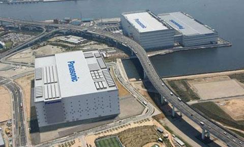 Panasonic, LCD, Plasma, LED, Amagasaki, Panasonic tạm đóng cửa 2 nhà máy TV