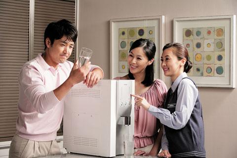 Coway, máy lọc không khí, máy lọc nước, thương hiệu cuộc sống